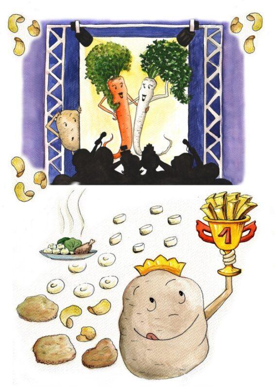 A. Karpińska - Kartofelek; Czyta #TataMariusz