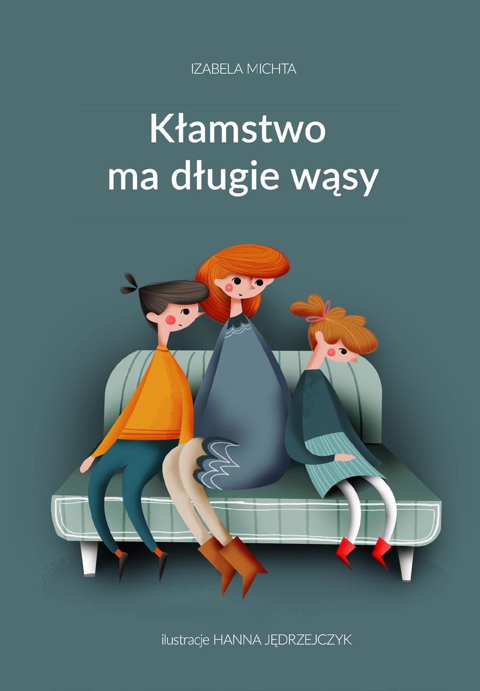 Akcja Book.SZPAN - Marzec - Kłamstwo ma długie wąsy
