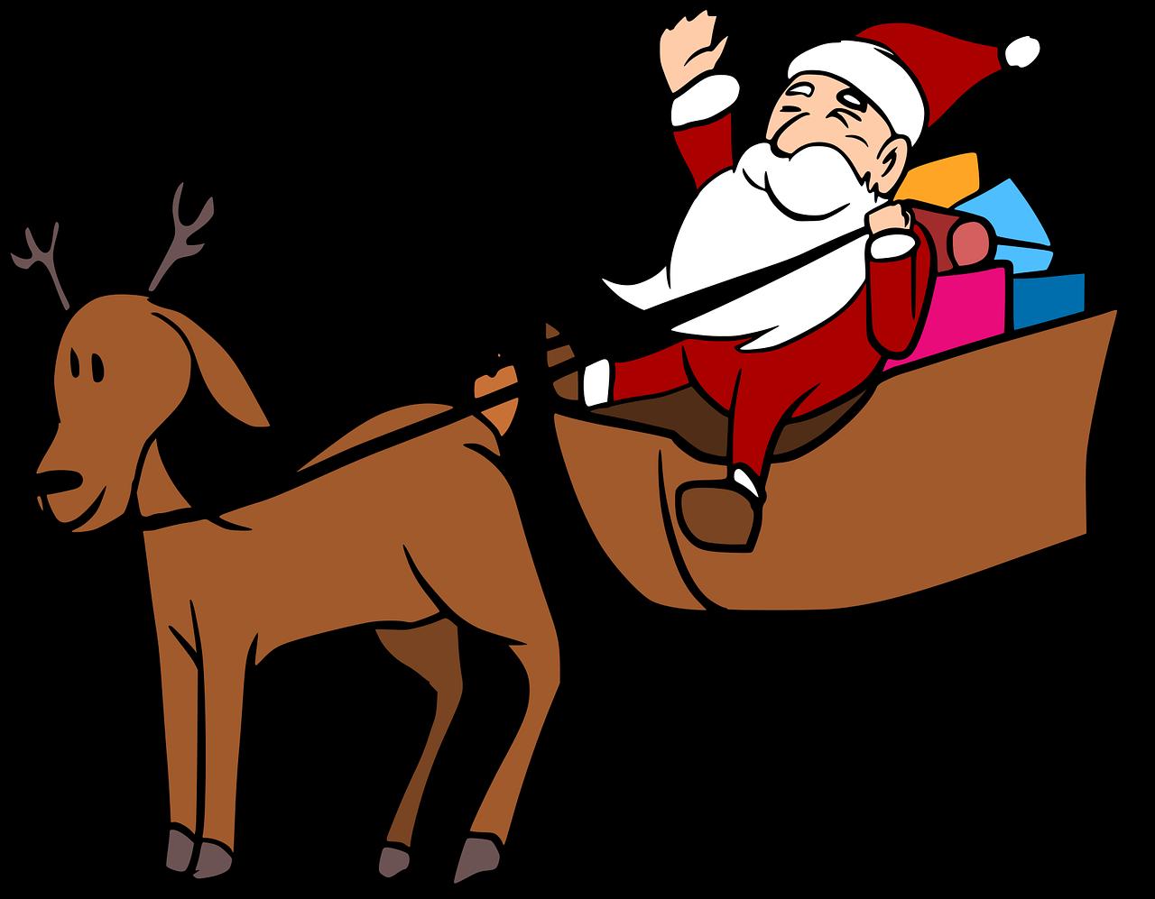 Anna Gratkowska - Święty Mikołaj