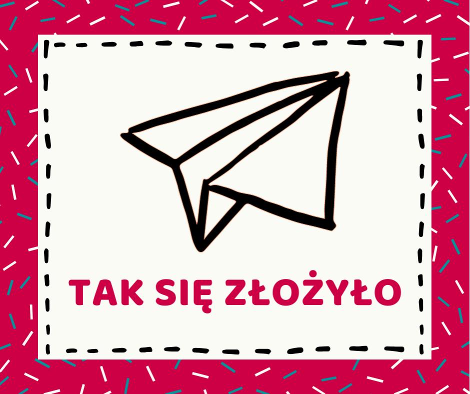 Anna Śliwińska - Tak się złożyło; Czyta #TataMariusz
