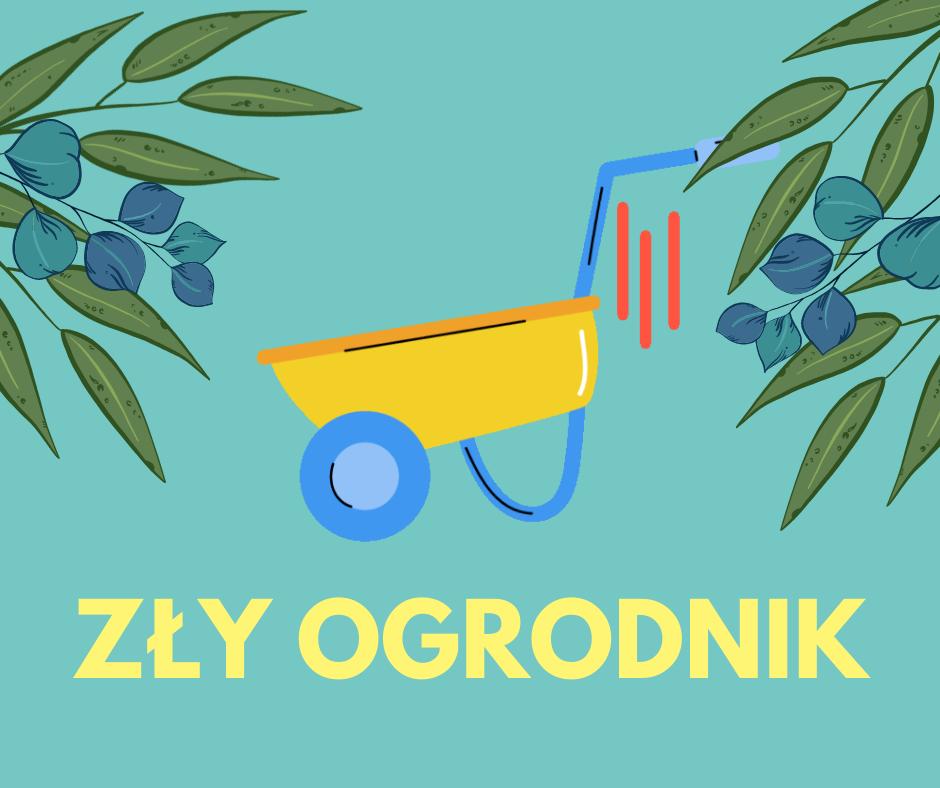 Anna Śliwińska - Zły ogrodnik; Czyta #TataMariusz