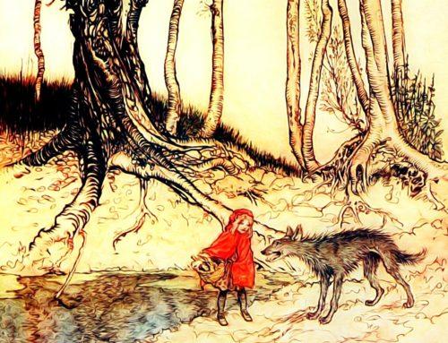 Bracia Grimm – Czerwony Kapturek