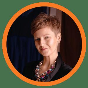Katarzyna Vanevska na #TataMariusz