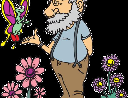 Marek Wnukowski – Dziadek i broda
