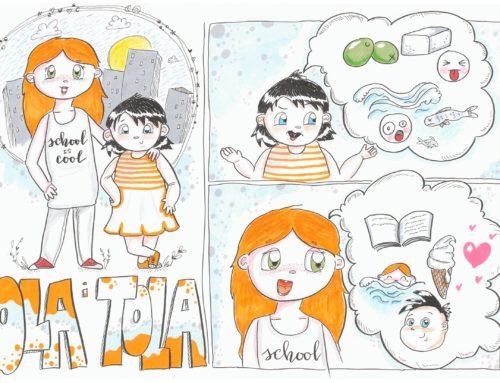 Marek Wnukowski – Ola i Tola; odc. 1