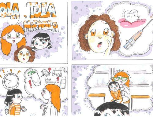 Marek Wnukowski – Ola i Tola; odc. 3 – Mariola