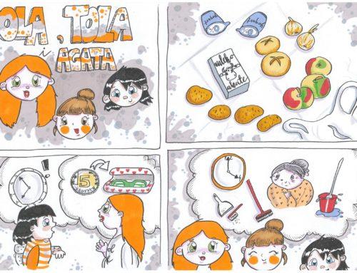 Marek Wnukowski – Ola i Tola; odc. 4 – Agata