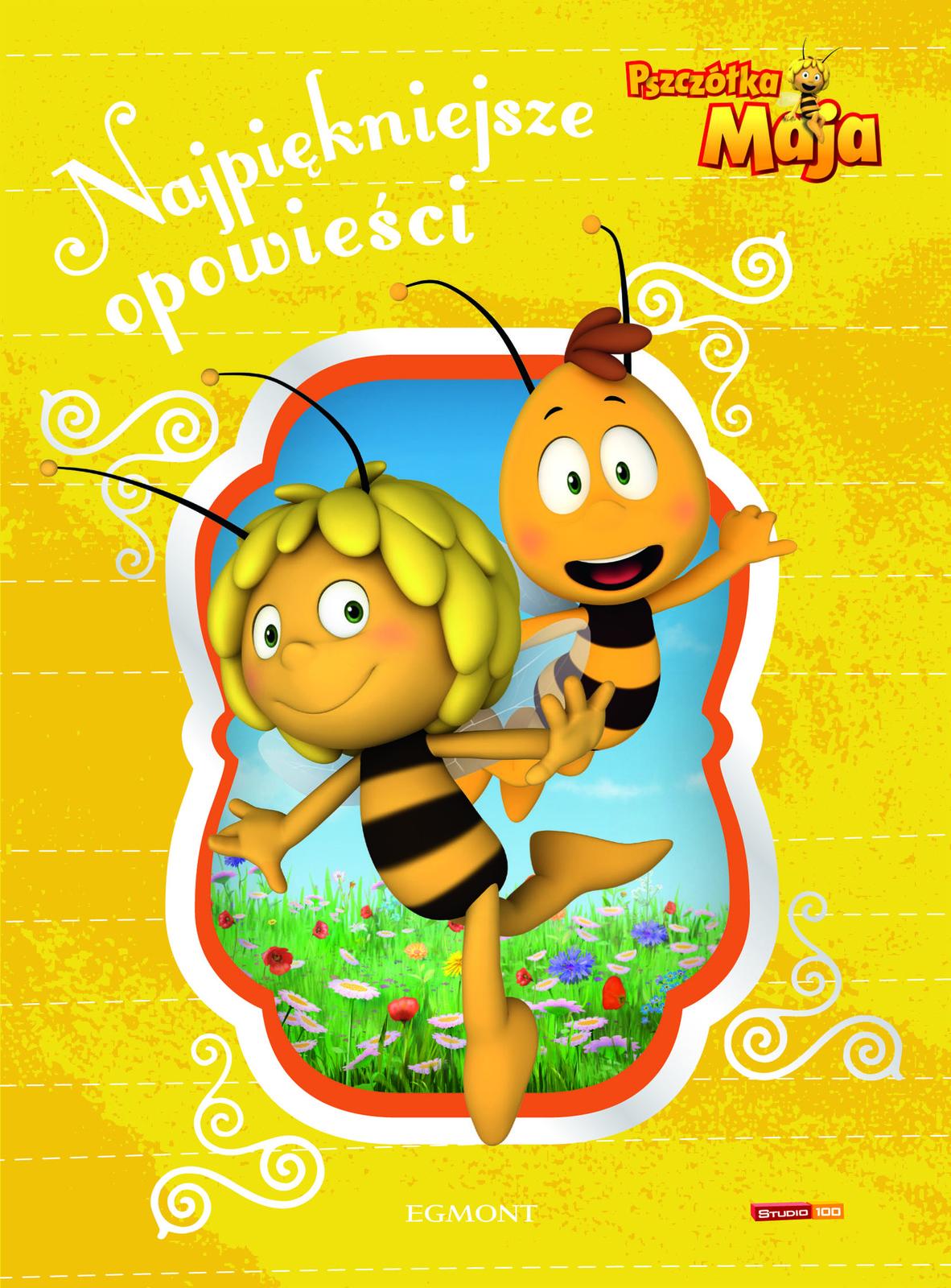 Najpiękniejsze opowieści - Pszczółka Maja [Wydawnictwo Egmont