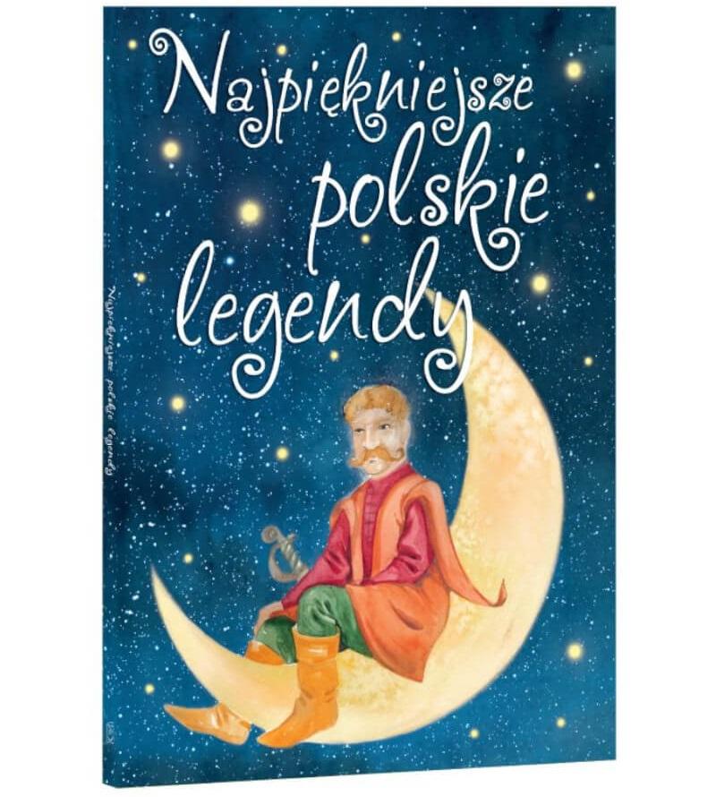 Najpiękniejsze polskie legendy [Wydawnictwo SBM]